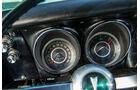 Pontiac Firebird 400, Rundinstrumente