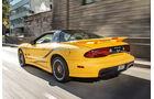 Pontiac Firebird Trans Am (2002), Heckansicht