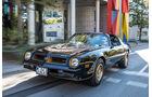 Pontiac Firebird Trans Am, Frontansicht
