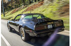Pontiac Firebird Trans Am, Heckansicht