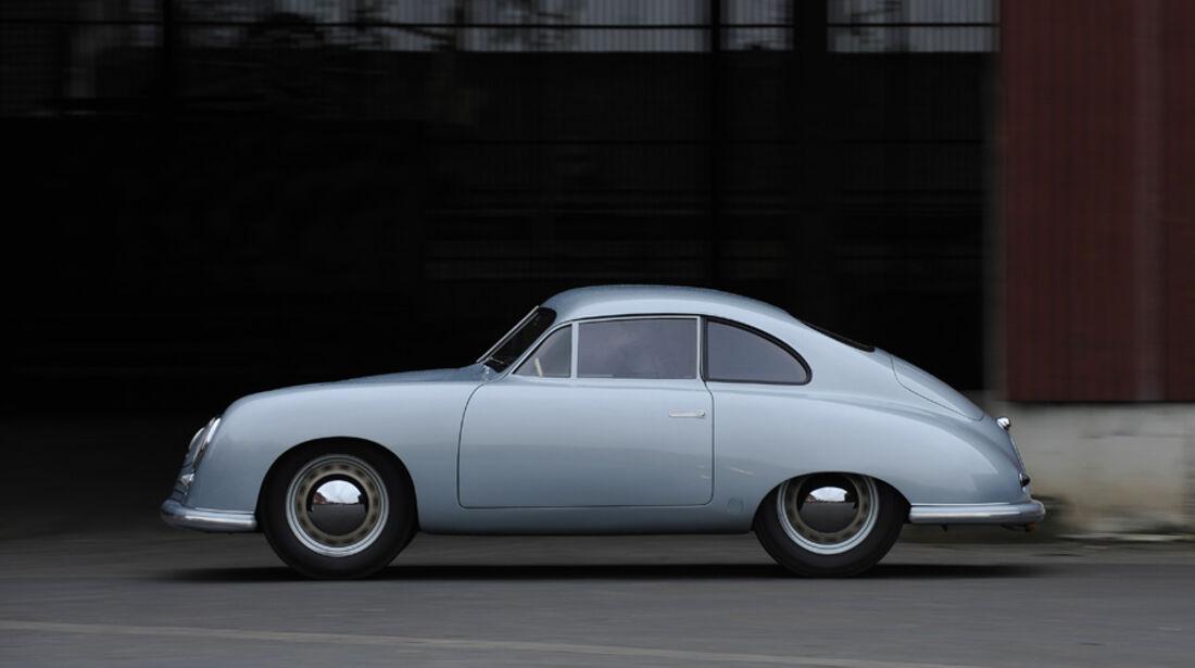 Porsche 356/2-004, Seitenansicht