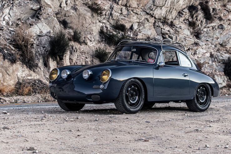 Porsche 356 C4S Emory Motorsports Outlaw Tuning Allrad