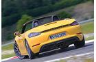 Porsche 718 Boxster, Heckansicht
