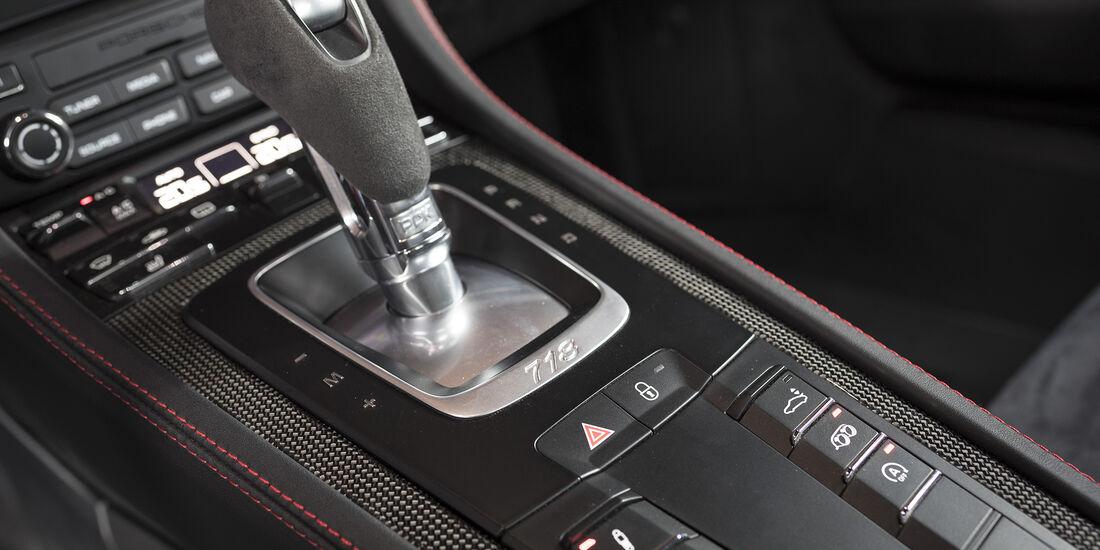 Porsche 718 Cayman GTS,  Interieur