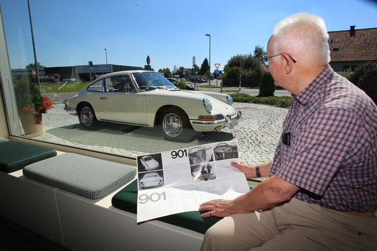 Porsche 901, Sorjo Renta