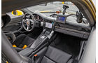 Porsche 911 991.2 Turbo S, Cockpit, Lenkrad
