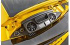 Porsche 911 991.2 Turbo S, Motorraum, Motorabdeckung, Motor