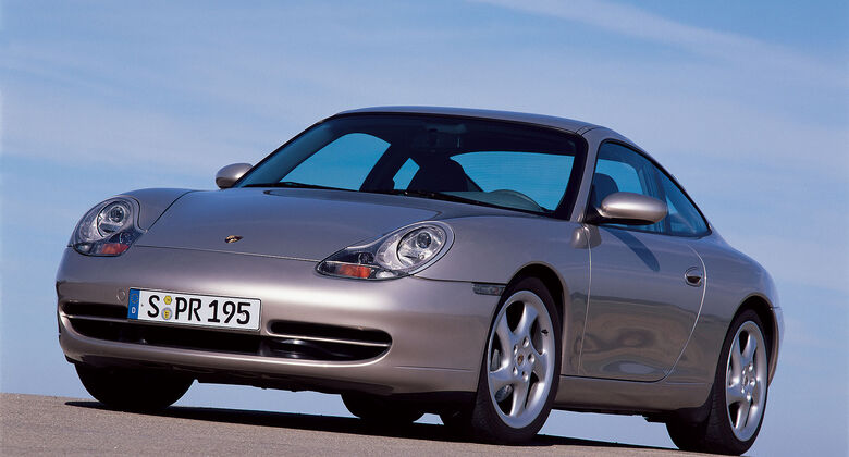Porsche 911 (996) Carrera Coupe