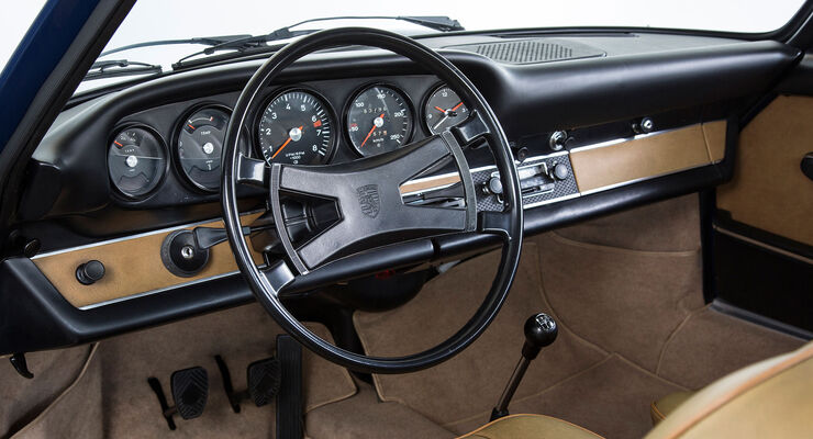 Porsche 911 Armaturenbrett Classic