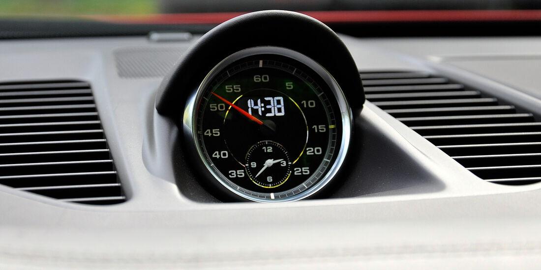 Porsche 911 Carrera, Chronograph