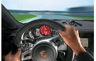 Porsche 911 Carrera GTS, Lenkrad, Rundinstrumente
