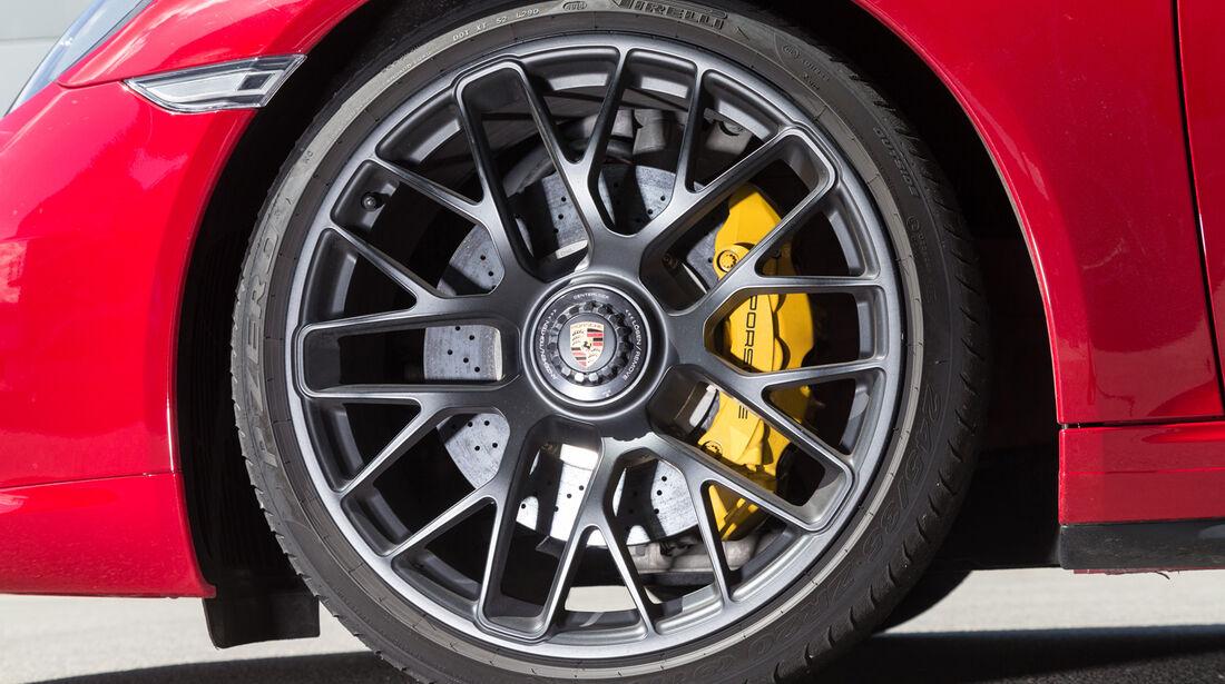 Porsche 911 Carrera GTS, Rad, Felge, Bremse