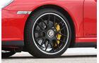 Porsche 911 Carrera GTS, Reifen, Felgen, Bremsen