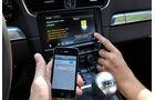 Porsche 911 Carrera, Infotainmentsystem, Telefonfunktion