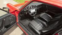 Porsche 911 Carrera, Innenraum
