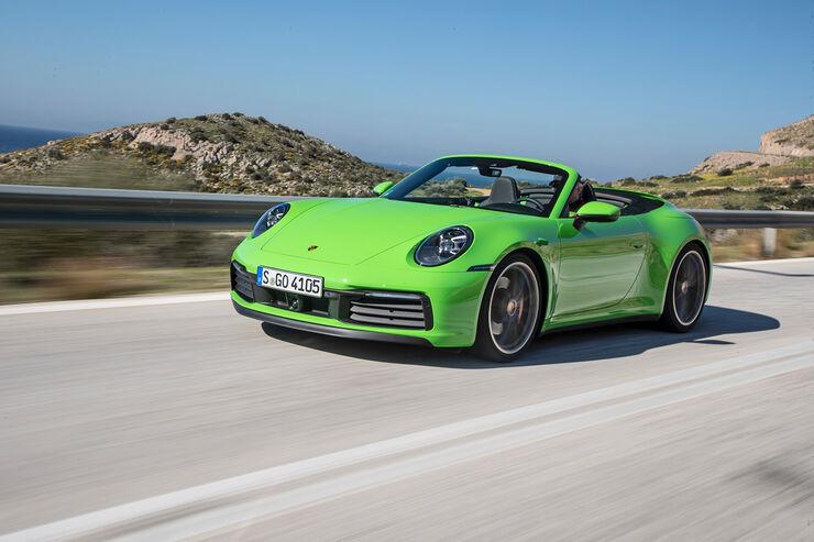 Porsche 911 Carrera S Cabrio, Fahrbericht, asv1019