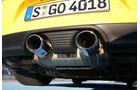 Porsche 911 Carrera S, Endrohre