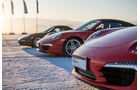 Porsche 911 Carrera, Snow Force, Impresionen