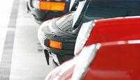 Porsche 911, Frontscheinwerfer