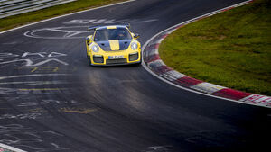 Porsche 911 GT2 RS (2017), Rundenrekord Nordschleife Nürburgring, 6:47,3 Minuten