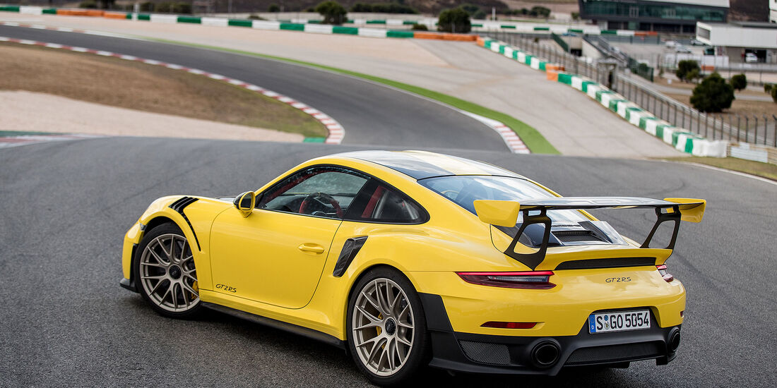 Porsche 911 GT2 RS 991 Turbo (2018)
