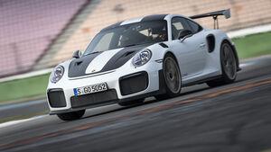 Porsche 911 GT2 RS, Exterieur