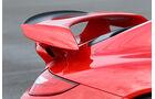Porsche 911 GT2 RS, Heckflügel