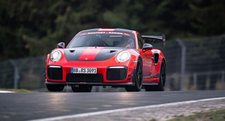 Porsche 911 GT2 RS MR - Supersportwagen
