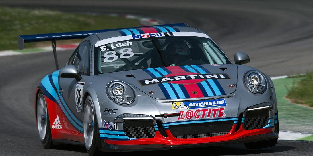 Porsche 911 GT3 Cup (991), Porsche Mobil 1 Supercup 2013, Martini Racing Design