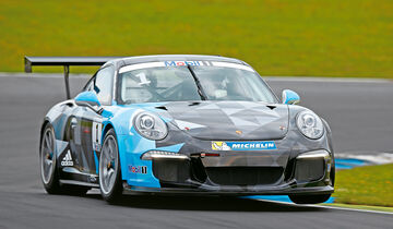 Porsche 911 GT3 Cup, Frontansicht