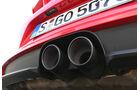 Porsche 911 GT3, Endrohr, Auspuff