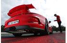 Porsche 911 GT3, Heck, Heckspoiler