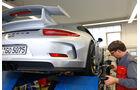 Porsche 911 GT3, Leistungsmessung