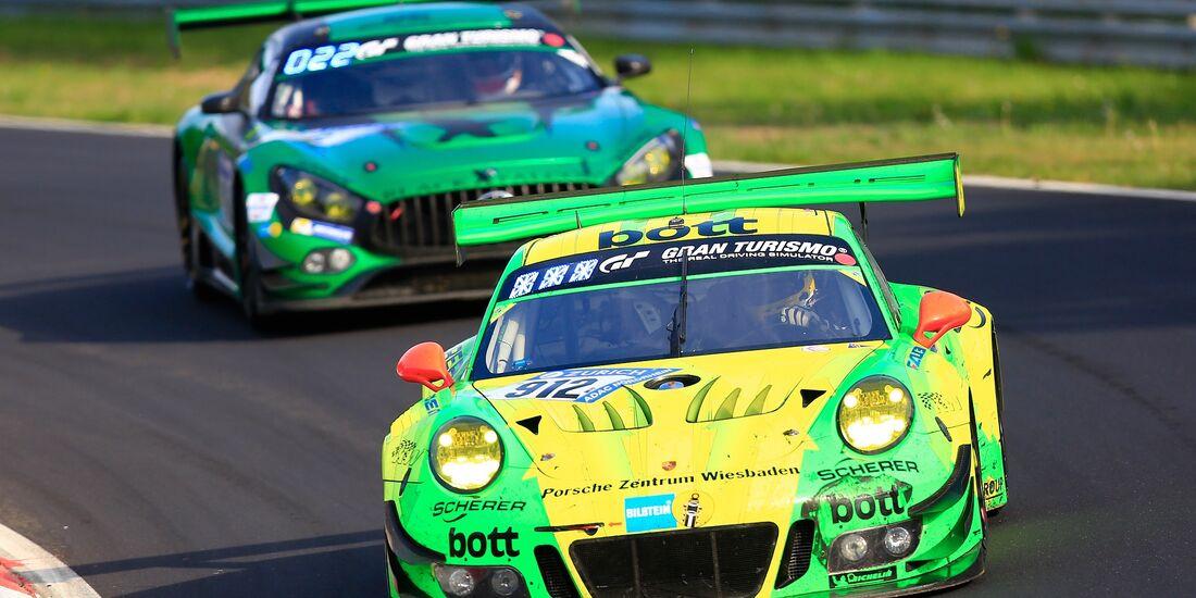 Porsche 911 GT3 R - #912 - 24h Rennen Nürburgring 2018 - Nordschleife