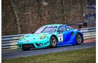 Porsche 911 GT3 R - Falken Motorsports - Sp9 Pro - Startnummer #4 - VLN 2019 - Langstreckenmeisterschaft - Nürburgring - Nordschleife