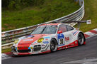 Porsche 911 GT3 R - Frikadelli Racing Team - Startnummer: #30 - Bewerber/Fahrer: Sabine Schmitz, Patrick Huisman, Patrick Pilet, Jörg Bergmeister - Klasse: SP9 GT3