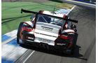 Porsche 911 GT3 R, Heckansicht