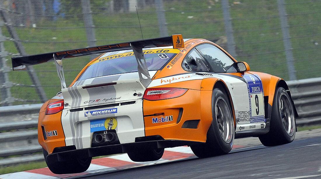 Porsche 911 GT3 R Hybrid