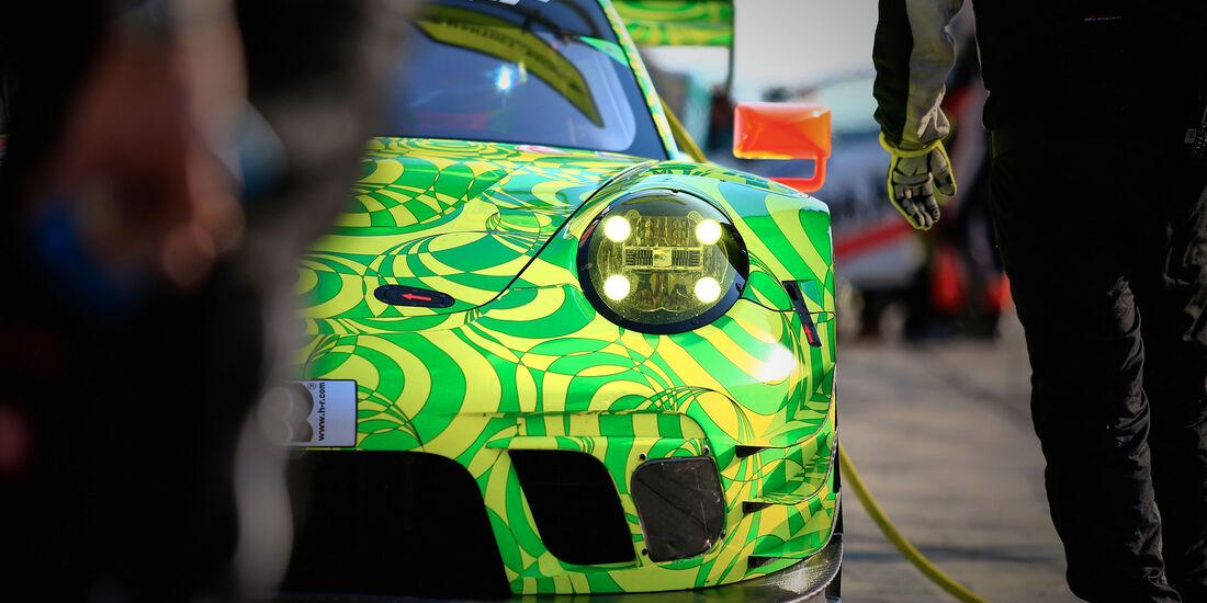 Porsche 911 GT3 R - Startnummer #911 - VLN 2018 - Langstreckenmeisterschaft - Nürburgring-Nordschleife