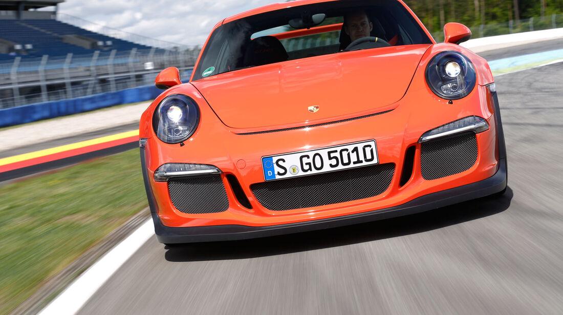 Porsche 911 GT3 RS - Fahrbericht - Tracktest - Hockenheim - Sportwagen
