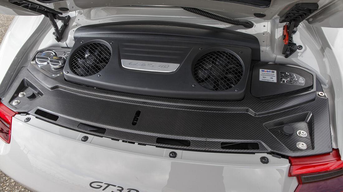 Porsche 911 GT3 RS, Motor
