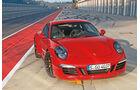 Porsche 911 GTS, Frontansicht
