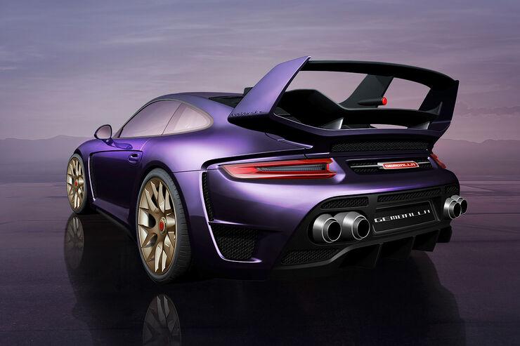 Porsche 911 Gemballa Avalanche