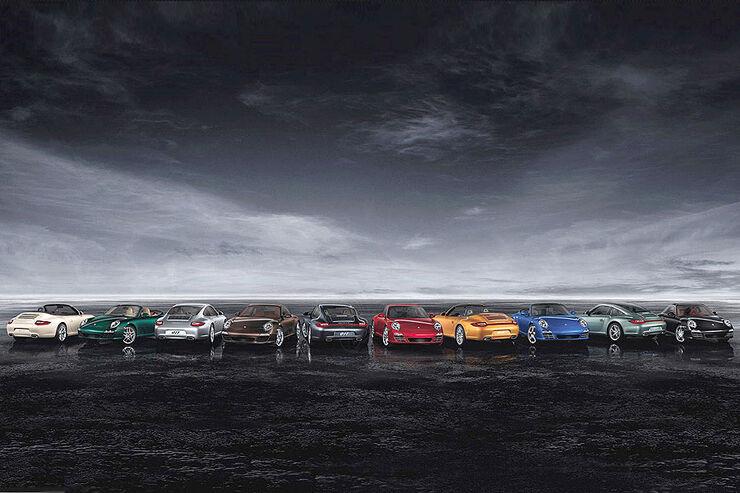 Porsche 911 Parade