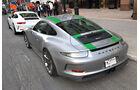 Porsche 911 R - Carspotting - GP Kanada 2018