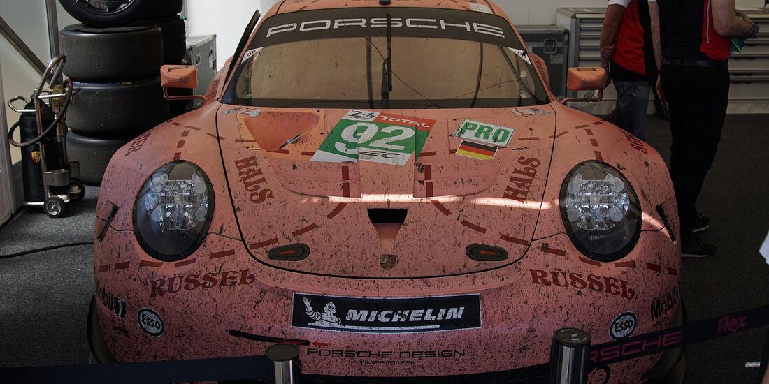 """Porsche 911 RSR """"Die Sau"""""""