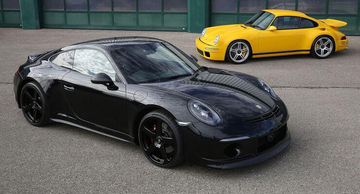 Porsche 911 Ruf GT 2019