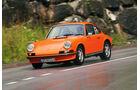 Porsche 911 S 2.4 Coupe, Seitenansicht