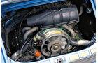 Porsche 911 S, Motor