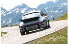 Porsche 911 SC-L 3.1, Heckansicht